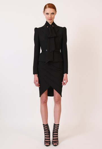 Michael Kors Goes Helmut Newton for Pre-Fall 2010
