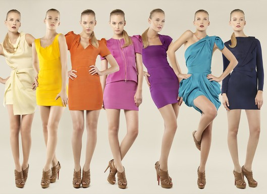 RM by Roland Mouret's Rainbow Project Hits Net-a-Porter