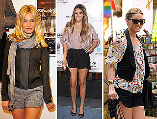 How to wear shorts 2009-12-30 13:00:00