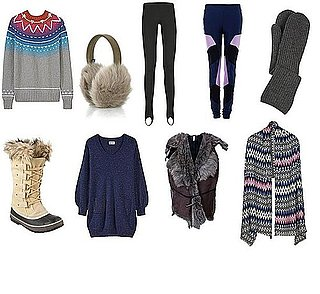 Shopping: A Stylish Winter Wonderland
