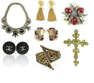 Shopping: Online Vintage Jewelry Finds