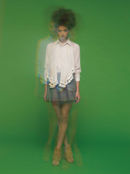 Opening Ceremony To Open Another New York Location; Have A Peep at In-House Label's Spring 2010 Lookbook