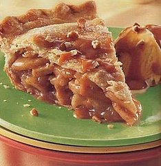My Grannie's Special Caramel Apple Pie