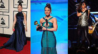 Which Alicia Keys Grammy Look Was Most Fab?