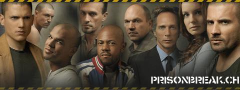Prison Break Returns!