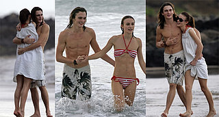 Keira and Rupert Relaxing in Hawaii