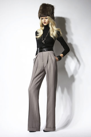A Peek at Pre-Fall