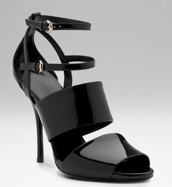 Guess Which Designer Named These Black Stilettos After a Famous Chloe?