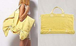 Simply Fab: Maison Martin Margiela Convertible Beach Bag