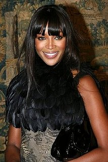Naomi Campbell Comments on the Lack of Black Models