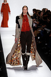 New York Fashion Week, Fall 2008: Carolina Herrera