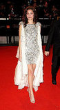 Marion Cotillard in Beaded Chanel
