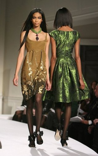 New York Fashion Week, Fall 2008: Oscar de la Renta