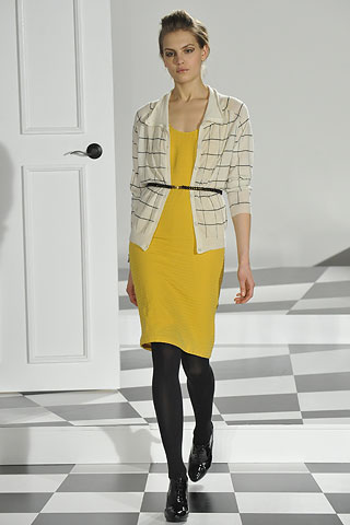 New York Fashion Week, Fall 2008: Shipley & Halmos