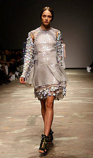 London Fashion Week, Fall 2008: Christopher Kane
