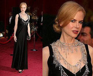 Oscars Red Carpet: Nicole Kidman