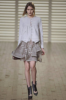 Paris Fashion Week, Fall 2008: Chloe