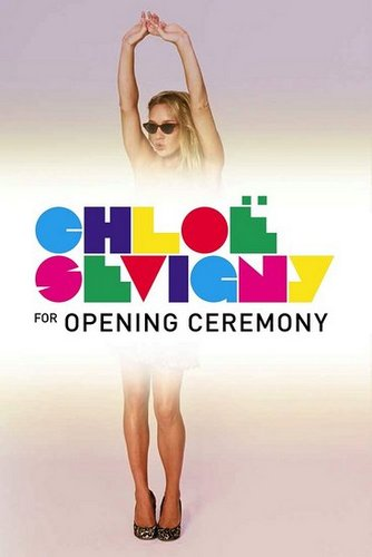 Sneak Peek! Chloë Sevigny For Opening Ceremony