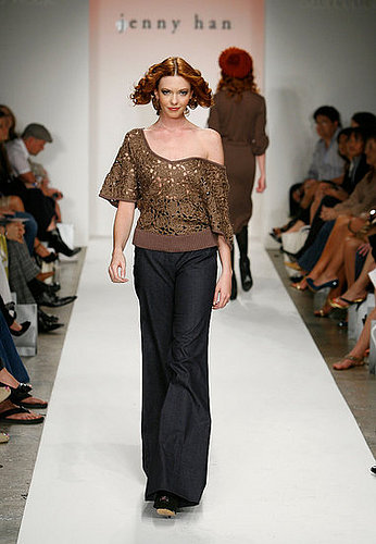 LA Fashion Week, Fall 2008: Jenny Han