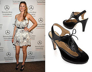 Found!  Whitney Port's Chic Cut-Out Pumps