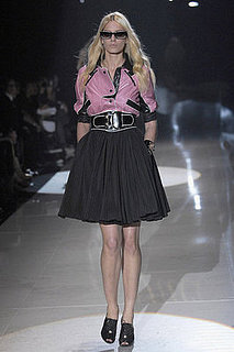 The Look For Less: Gucci Spring '08 Piped Patent Belt