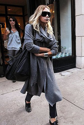 Ashley Olsen is FabSugar's Best Sidewalk Style of 2007