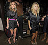 Mary-Kate and Ashley Olsen Wear the Same Calvin Klein Romper Jumpsuit