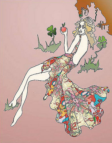 Fab Read: Fashion Illustrations by Fashion Designers