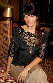 On Our Radar: Helena Christensen Launches Jewelry Collection