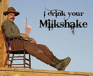 Daniel Plainview's Quest For the Perfect Milkshake