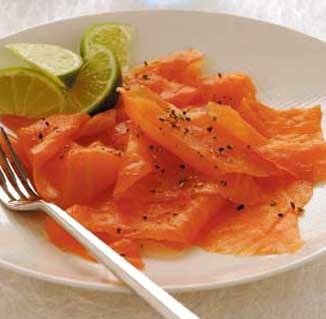 Easiest, quickest smoked salmon dish I've ever made