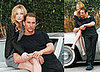 Kate Hudson and Matthew McConaughey At a Photoshoot for Fool's Gold, Talk to Glamour Magazine