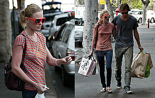 Kate Bosworth and James Rosseau in Sydney