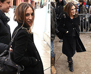 Sarah Jessica Parker at the 2008 Sundance Film Festival