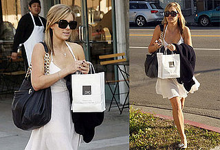 Lauren Conrad Lunches and Launches