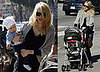Naomi Watts out with son Alexander Schreiber in LA on February 7 2008