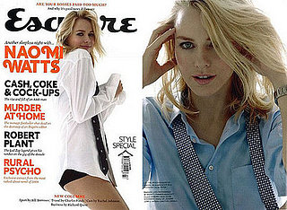 Naomi Watts in Esquire Magazine