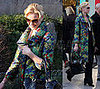 Katherine Heigl Shopping in Paris