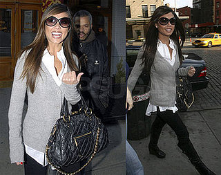 Vanessa Minnillo Gets a Job