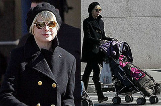 Michelle and Matilda Walk Brooklyn Not Red Carpets