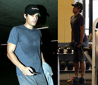 John Mayer Weight Lifting