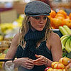Hilary Duff Shopping at Whole Foods