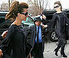 Kate Beckinsale Is Beautiful in Black