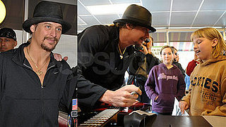 Kid Rock Makes Amends With Waffle Houses Everywhere