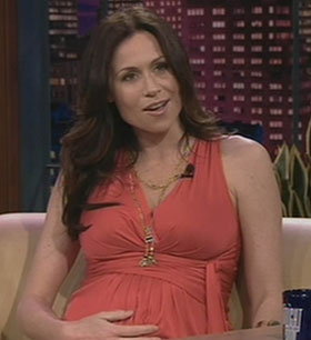 Minnie Driver Pregnant With Her First Child