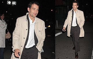 Well Hello There Handsome Clive Owen