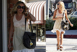 Sienna Miller Out Shopping in LA