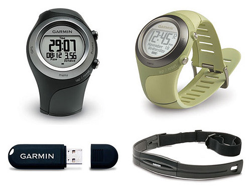 Get in Gear: Garmin Forerunner 405 Watch