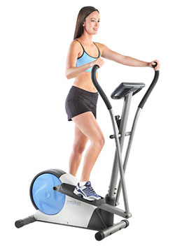 Elliptical Core Workout