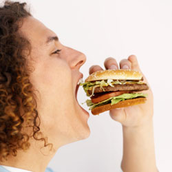 One High Fat Meal Can Do Permanent Bodily Damage